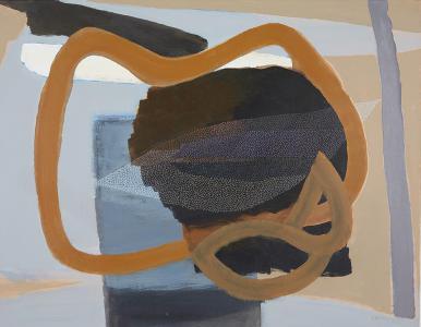 WERK 1276 | Jahr 2012 | Öl auf Leinwand<br>Format: 70 x 90 cm